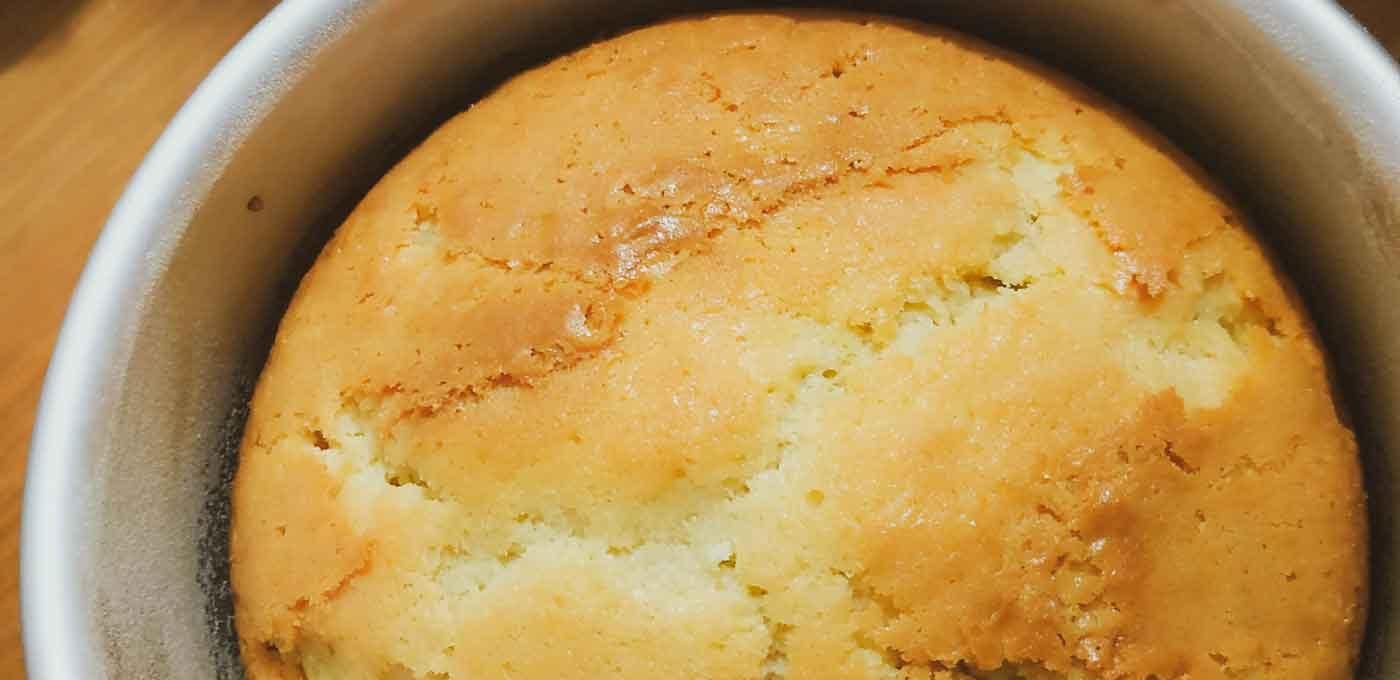 Molly cake à la vanille
