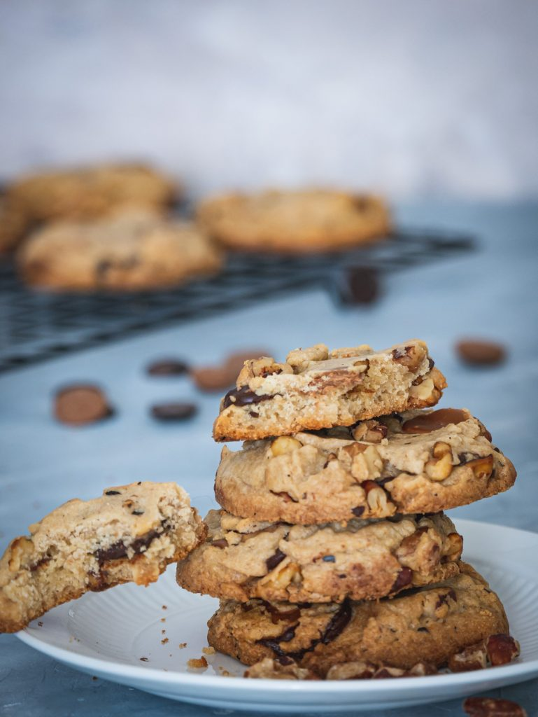 cookie-croquant-photographie culinaire