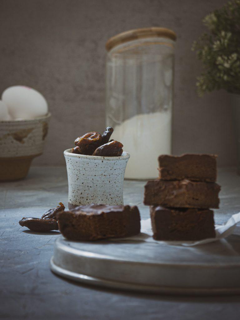brownies sans sucre