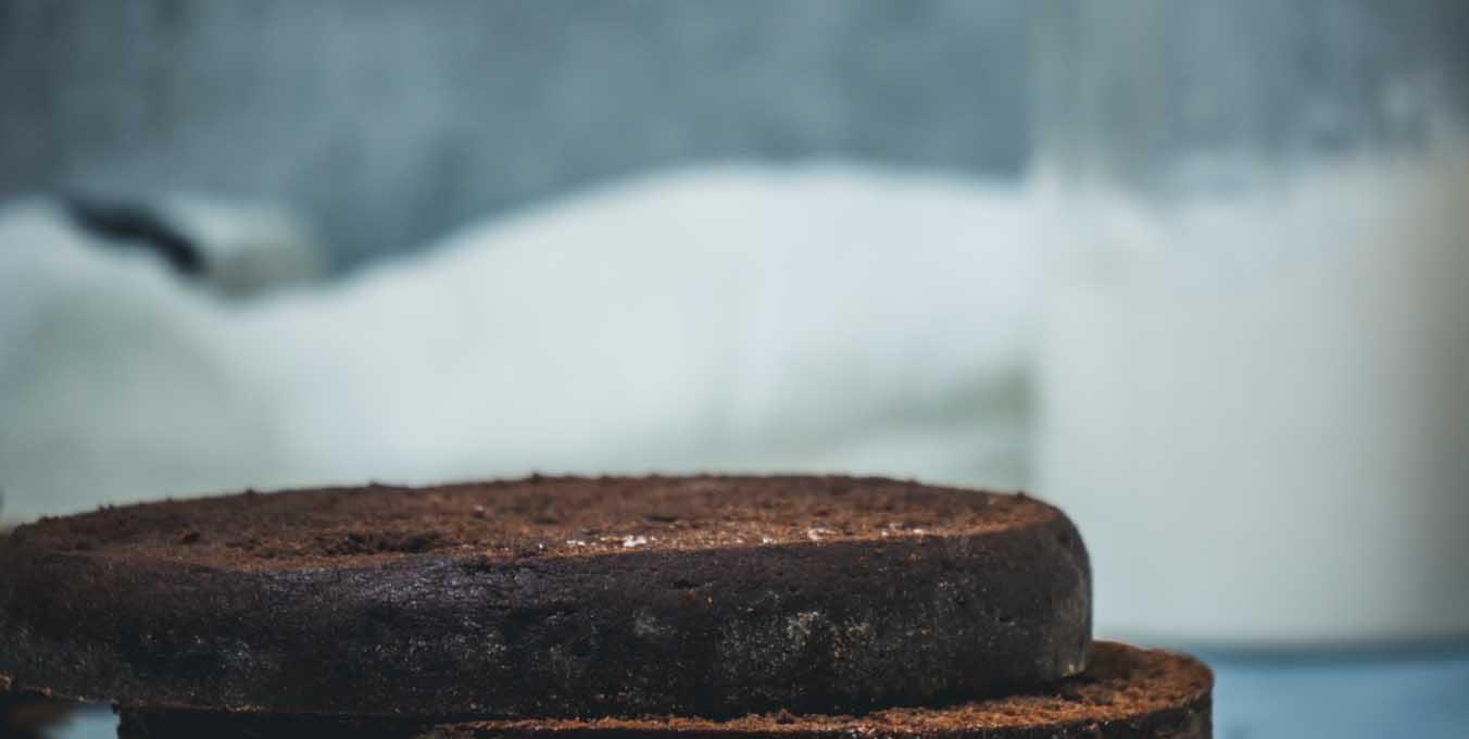 Molly cake au chocolat, parfait pour les gâteaux à étages