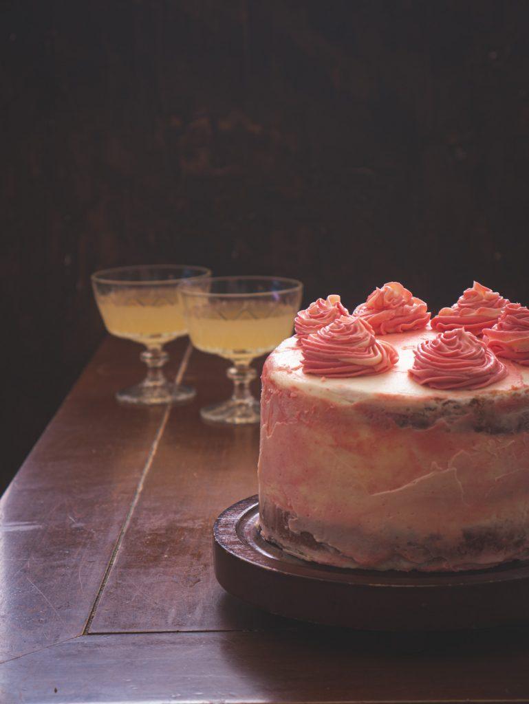 Layer-cake-framboisier